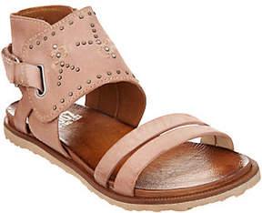 Miz Mooz Leather Sandals w/ Stud Details -Tibby