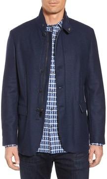 Bugatchi Men's Wool Blend Jacket