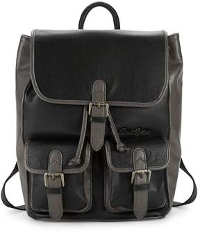 Robert Graham Leather Backpack