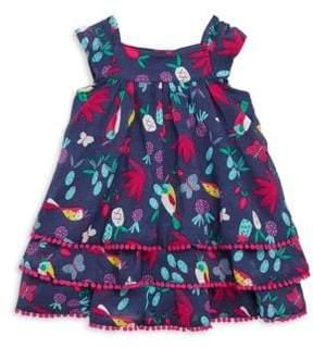 Catimini Baby's& Toddler's Tropical-Print Dress