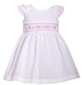 Iris & Ivy Baby Girl's Embroidered Fit-and-Flare Dress