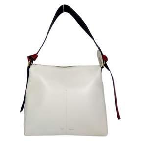 Celine Twisted leather handbag