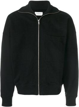 Lemaire classic zipped sweatshirt