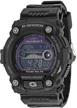 Casio G-Shock Digital Dial Black Resin Men's Watch