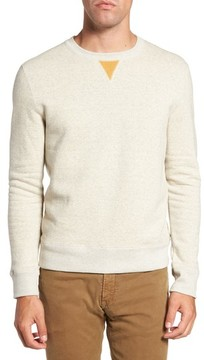 Billy Reid Men's Cotton Fleece Sweatshirt