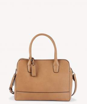Sole Society Nera Satchel Double Pocket Satchel