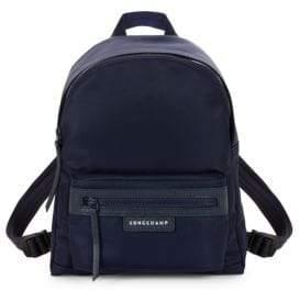 Longchamp Le Pliage Logo Backpack