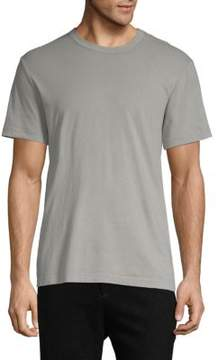 James Perse Crewneck Cotton Tee