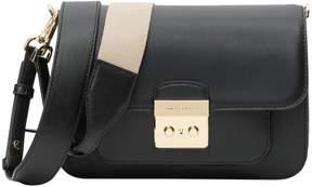 MICHAEL Michael Kors Sloan Editor L Black Shoulder Bag