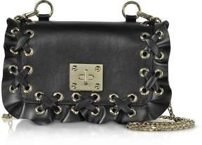 RED Valentino Rock Ruffles Small Shoulder Bag