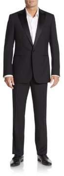 Ralph Lauren Black Label Black Label Wool Tuxedo