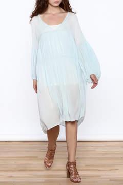 Ark & Co Soft Blue Genie Dress