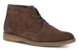 Andrew Marc Harman Suede Lace-Up Shoes