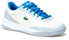 Lacoste Women's Lt Spirit Elite Pique Canvas Sneakers