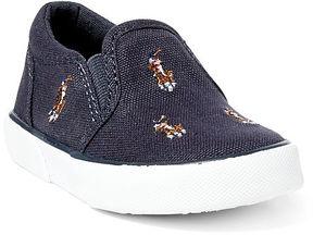 Ralph Lauren Toddler Bal Harbour Slip-On Sneaker