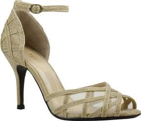 J. Renee Mataro Ankle Strap Stiletto (Women's)