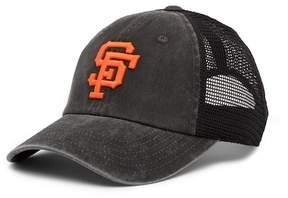 American Needle San Francisco Giants Raglan Bones Mesh Baseball Cap