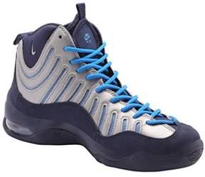 Nike Gradeschool Air Bakin' Blue Basketball Shoe