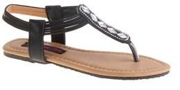 KensieGirl Band Sandals.