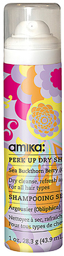 Amika Travel Perk Up Dry Shampoo.