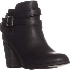 Material Girl Mg35 Lexia Ankle Boots, Black.