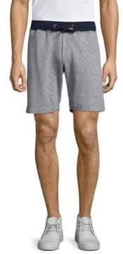 Orlebar Brown Heathered Drawcord Shorts