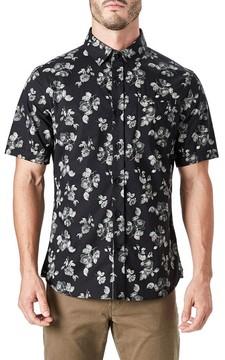 7 Diamonds Men's Human Nature Woven Shirt