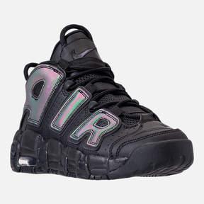 Nike Boys' Grade School More Uptempo SE Basketball Shoes