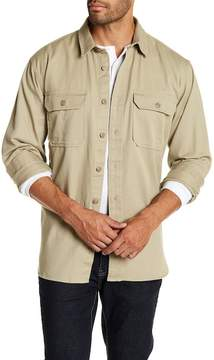 Filson 6 oz. Regular Fit Drill Chino Shirt
