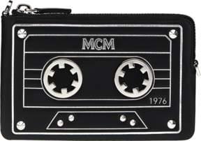 MCM Crossbody Tech Pouch In Cassette