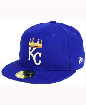 New Era Kansas City Royals Classic Gray Under 59FIFTY Cap