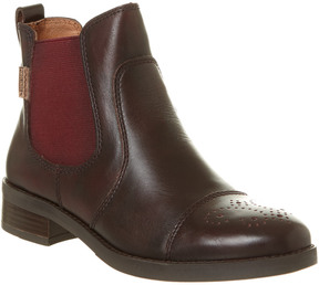 PIKOLINOS Stratford Leather Ankle Boot