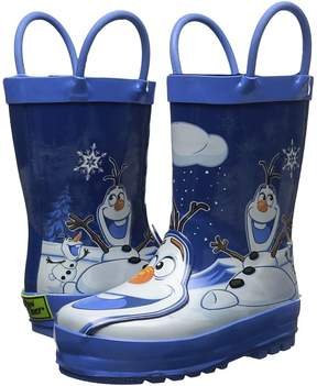 Western Chief Frozen Olaf Rain Boot (Toddler/Little Kid/Big Kid)