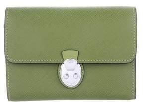 Tumi Textured Leather Wallet