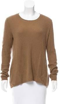 Enza Costa Cashmere Crew Neck Sweater