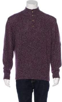 Loro Piana Baby Cashmere Turtleneck Sweater