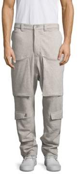 Hudson Squint Slim Fit Cotton Pants