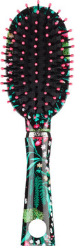 Conair Impressions Floral Mid-Size Cushion Brush