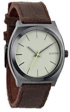 Nixon Time Teller White Dial Unisex Quartz Watch A045-1388