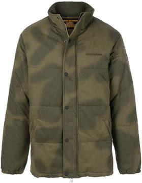 MHI zipped lightweight jacket
