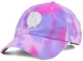 '47 Boston Celtics Pink Tie-Dye Clean Up Cap