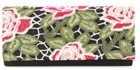 Adrianna Papell Spencer Roll Clutch