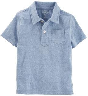 Osh Kosh Oshkosh Bgosh Toddler Boy Jersey Polo