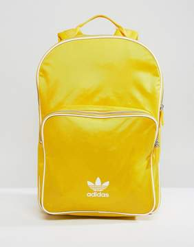 adidas Backpack In Mustard