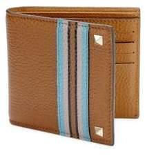 Valentino Leather Billfold Wallet