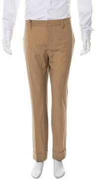 Marc Jacobs Flat Front Straight-Leg Pants w/ Tags