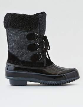American Eagle Outfitters AE Wool Duck Boot