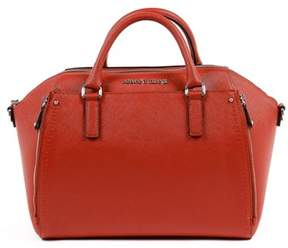 Armani Jeans Womens Handbag Red.