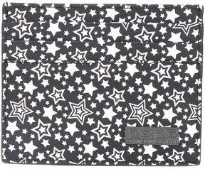Fefè star print wallet