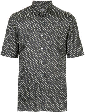 Lanvin micro-print shirt